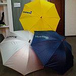 Зонты с логотипом, фото 2