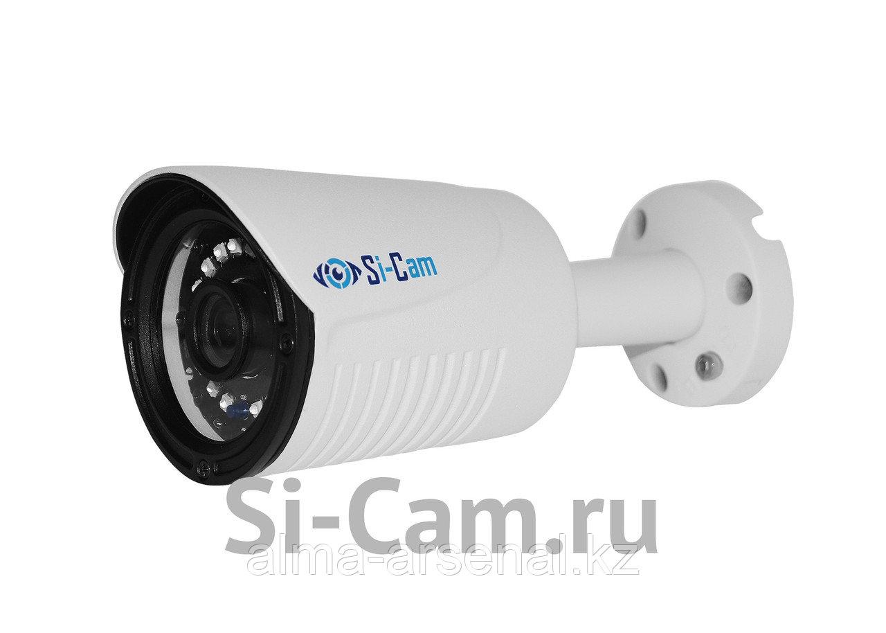 Цилиндрическая уличная AHD видеокамера SC-HSW201F IR