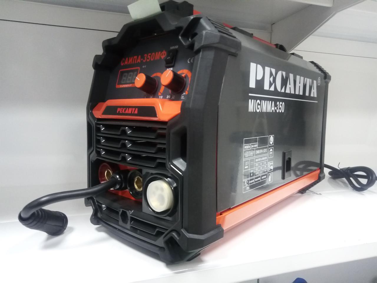 Сварочный полуавтомат Ресанта САИПА-350МФ