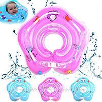 Круг на шею для купания младенцев( с рождения до 2-х лет), фото 3