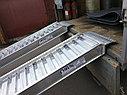 Погрузочные рампы от производителя 3,4 т, 4,5 м, фото 2