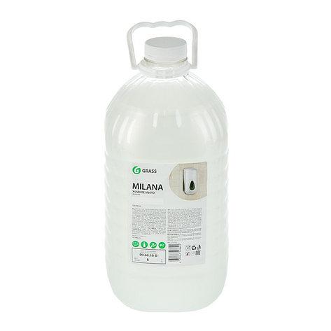 Жидкое мыло Milana эконом, фото 2