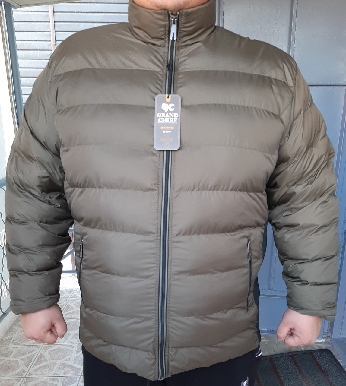 Куртка Grand Chief / 3 - 6XL / Турция