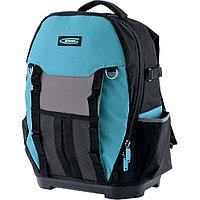 Рюкзак для инструмента Experte, 77 карманов, пластиковое дно, органайзер, 360х205х470мм// Gross