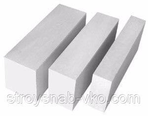 Газобетонные блоки 600x300x200