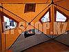 Зимняя палатка куб 3-х слойная для зимней рыбалки, Min Mimir-2017, доставка, фото 5