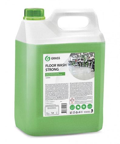 Средства для мытья пола Floor Wash Strong Щелочное (250102), фото 2
