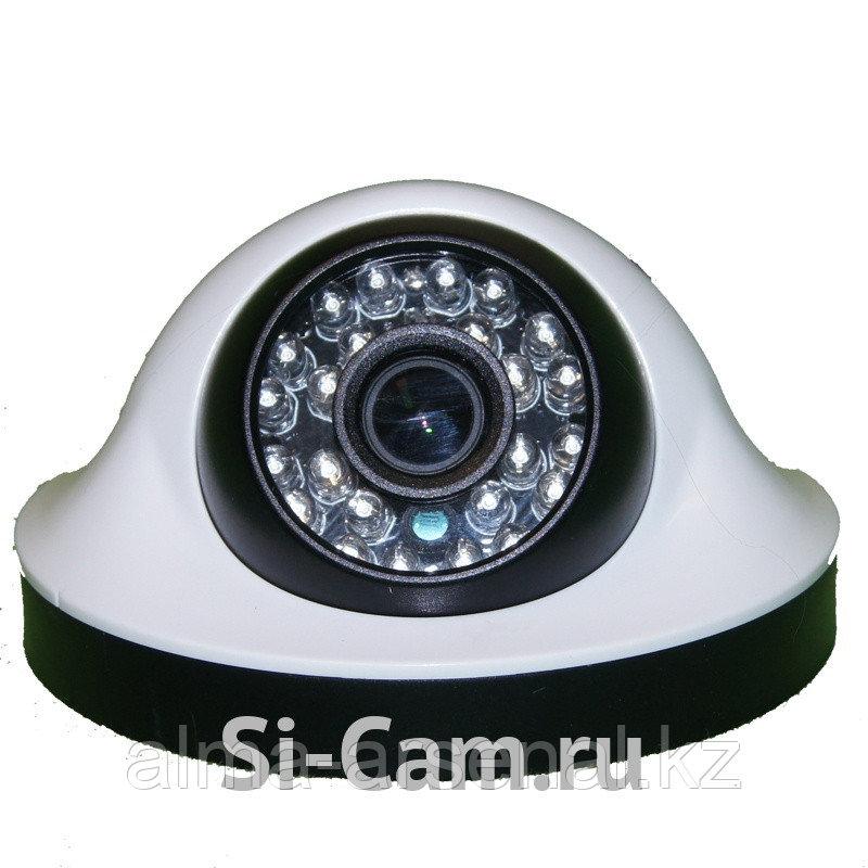 Купольная внутренняя AHD видеокамера SC-StHSW203F IR