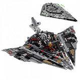 Конструктор Bela 10901 Звёздный разрушитель Первого Ордена (аналог лего lego Star Wars 75190), фото 5