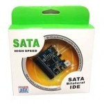 Конвертер IDE to SATA or SATA to IDE, PD620