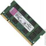 SO-DIMM Kingston DDR2 2Gb 800MHz, for notebook, фото 2