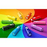 Батарейки Xiaomi Mi Rainbow AA, 10 шт, разноцветные, фото 2