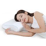 "Подушка c ""памятью"" Xiaomi Mi 8H butterfly neck pillow memory foam H2. Оригинал., фото 2"
