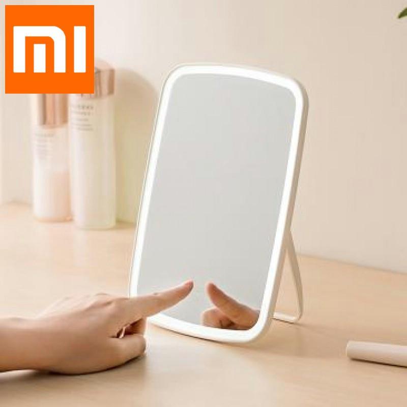 Зеркало для макияжа с подсветкой Xiaomi Mi Jotun Judy Desktop LED Makeup Mirror. Оригинал.