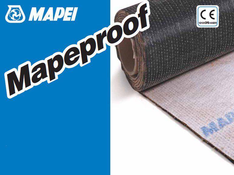 Mapeproof гидроизоляция