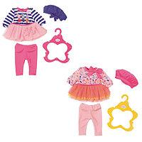 "Zapf Creation одежда  для куклы Baby Born ""В погоне за модой"""