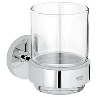 GROHE  Стакан Grohe Sail Cube с держателем 40447001