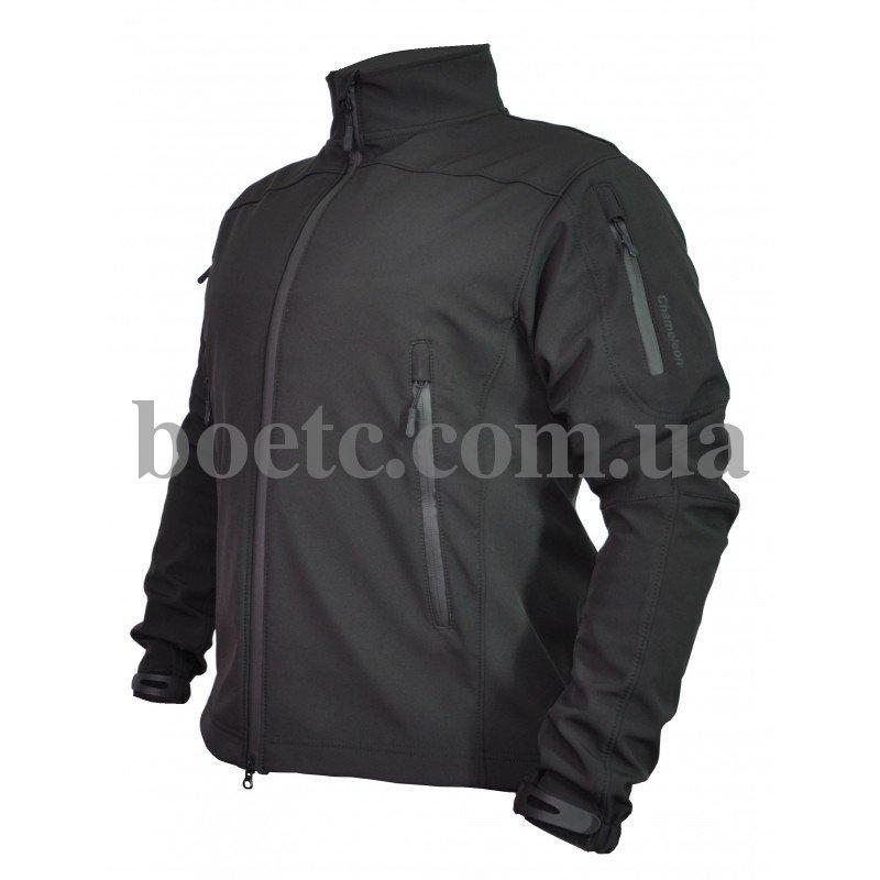 Куртка Soft Shell Intruder Black