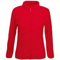 Толстовка женская LADY-FIT MICRO JACKET 250 Красный XL