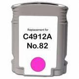 Картридж HP C4912A №82 для DesignJet 100/120/500/800 magenta ОЕМ, фото 2