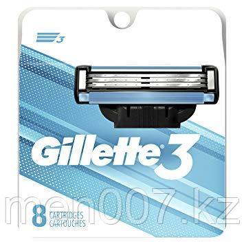 Gillette Mach 3  (8 кассет)