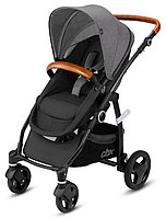 Коляска-трансформер CBX by Cybex Leotie  Flex Lux Comfy Grey, фото 1