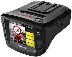 Автомобильный радар-детектор - видео регистратор Sho-Me Combo1 a12, фото 2