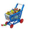 Тележка с фруктами для шоппинга детская