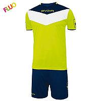 Форма футбольная Kit Campo Fluo