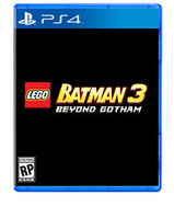 LEGO Batman 3: Beyond Gotham/ Покидая Готэм PS4 ( русские субтитры) PS4