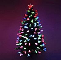 Елка светящиеся новогодние размер 1,50см