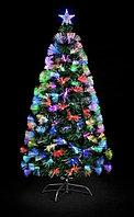 Елки новогодние светящиеся