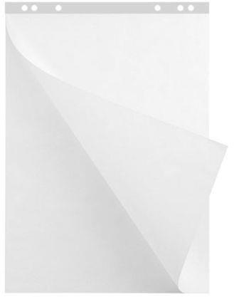 Блок бумаги для флипчарта 64*96 В КЛЕТКУ, 20листов, фото 2