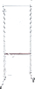 Вышка-тура алюминиевая 5,12 м, фото 3
