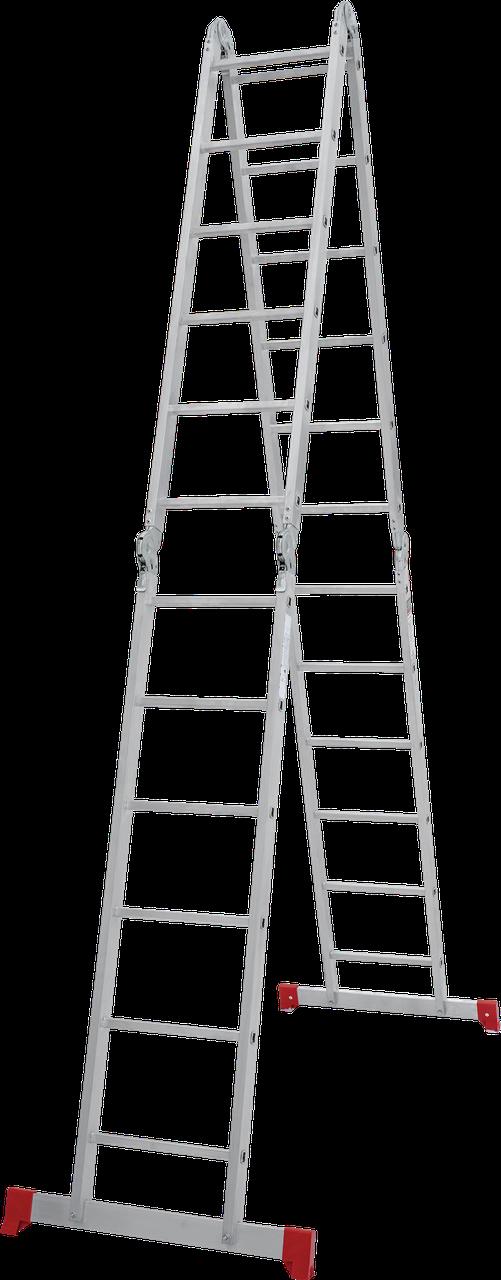 Лестница-трансформер NV 300 4х6, профессиональная, усиленная