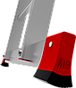Лестница-трансформер NV 300 4х6, (6,42 м), фото 3