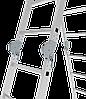 Лестница-трансформер NV 300 4х6, профессиональная, усиленная, фото 5
