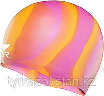 Шапочка TYR Multi-Color Silicone Cap 801
