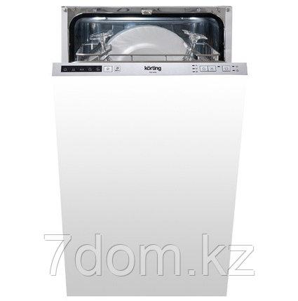 Встраиваемая посудомойка 45 см Korting KDI 4540 , фото 2
