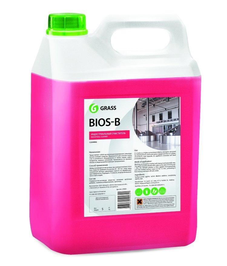 Bios – K щелочное моющее средство