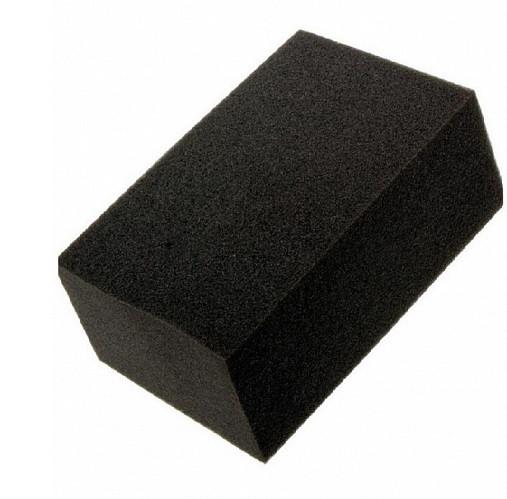 Губка черная химостойкая 120*100*50 мм