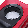 Аппарат для попкорна на колесах Ретро (Nostalgia), фото 3
