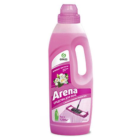 Средство для пола с полирующим эффектом ARENA цветущий лотос, фото 2