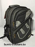 Джинсовый рюкзак DIESEL. Высота 41 см, длина 30 см, ширина 18 см., фото 1