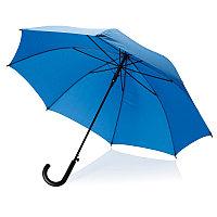 """Автоматический зонт-трость, 23"""", синий синий"""