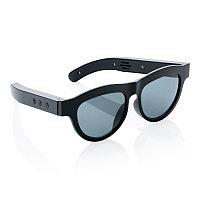 Солнцезащитные очки с функцией беспроводной колонки черный