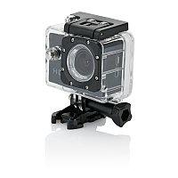 Спортивная экшн-камера, черный черный
