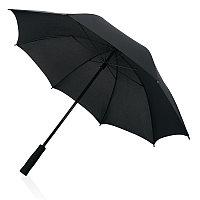 """Зонт-антишторм из стекловолокна 23"""" черный"""