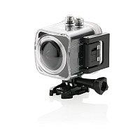 Панорамная экшн-камера 360° 4K, черный, Длина 5 см., ширина 5 см., высота 6 см., P330.501