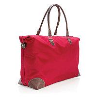 Спортивная сумка красный